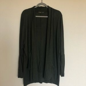 prAna Foundation Wrap Forest Green size L